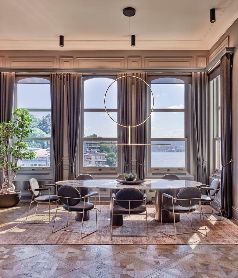 Istanbul Bosphorus Mansion Project