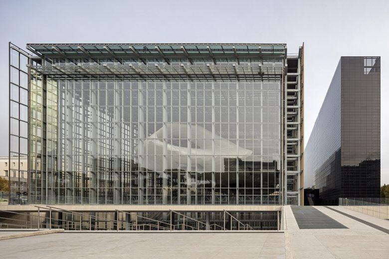 Roma Convention Center La Nuvola