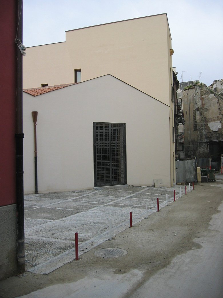 Ristrutturazione e recupero di un isolato nel Centro Storico di Palermo