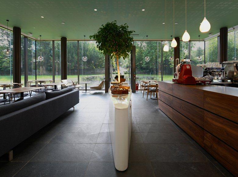 Holburne Garden Café