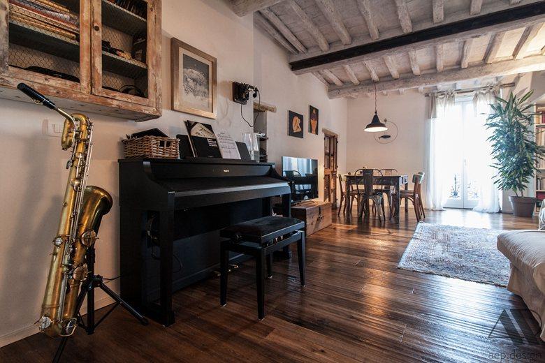 AR private house refurbishment - Italy