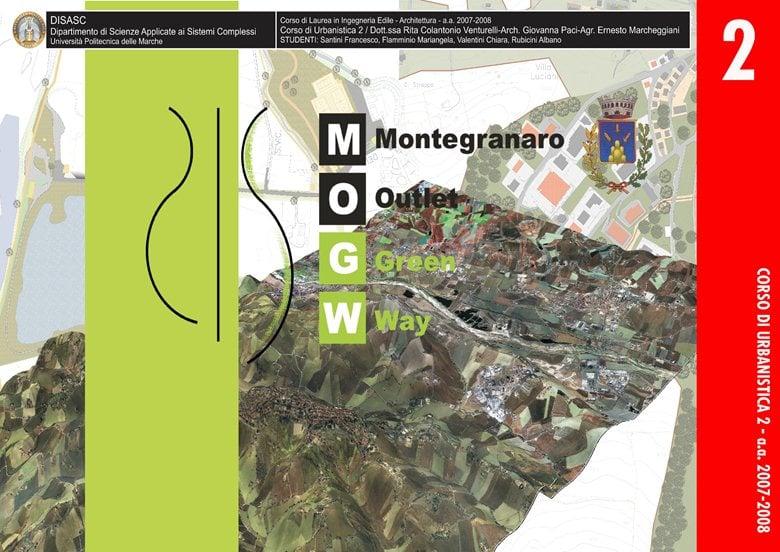 MONTEGRANARO OUTLET GREEN WAY