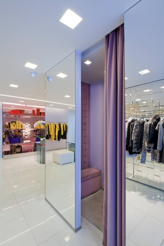 new product 316ab 49fa4 Blumarine Showroom Milano - Picture gallery