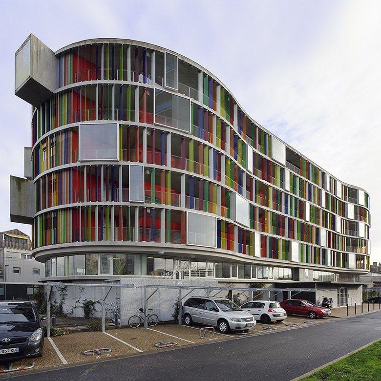ARC EN CIEL Logements Bernard BÜLHER Architecte
