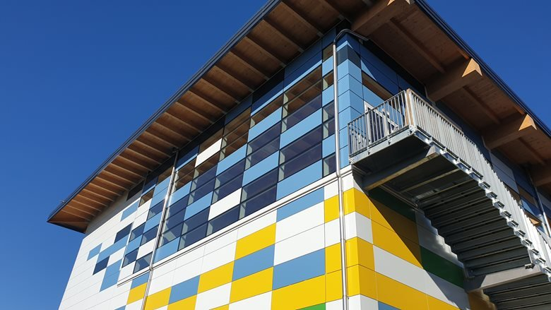 Nuova Scuola di Liscate - new School of Liscate
