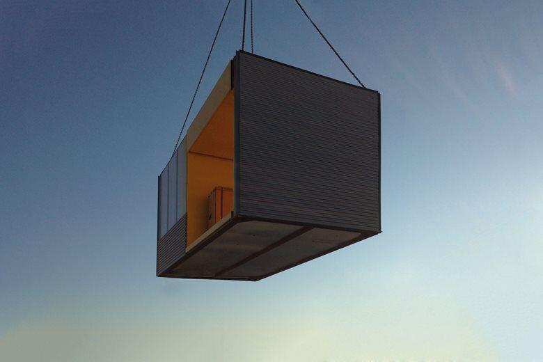 Modular pavilion I + D + I
