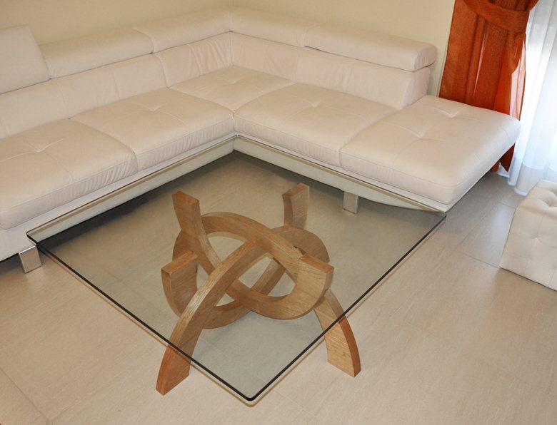 Tavolino da salotto LEONARDO (coffee table)
