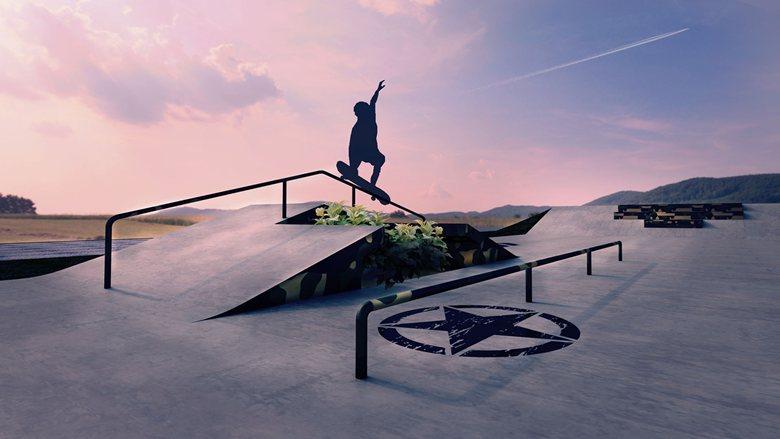 Arsenal Skatepark
