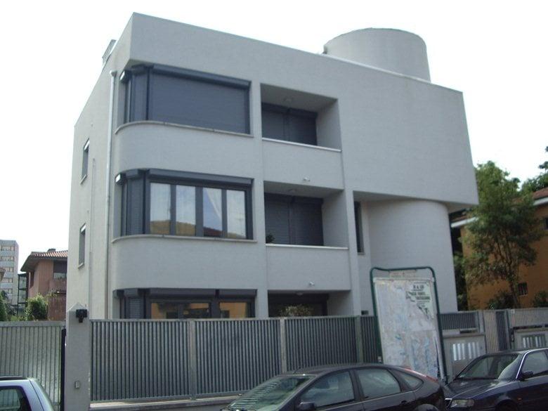 palazzina residenziale