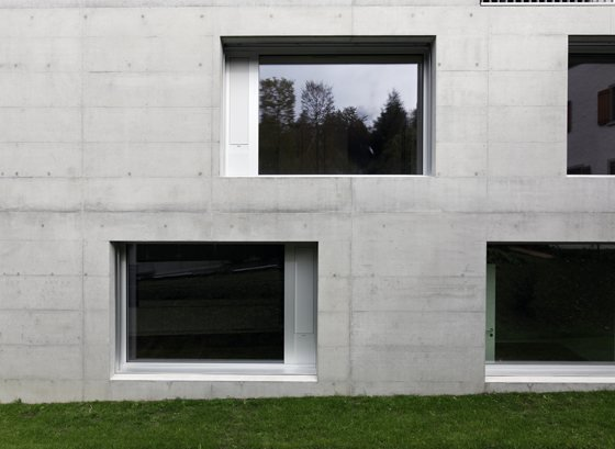Building development Georges in Horgen, Switzerland