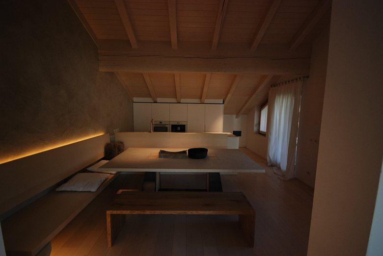 Casa sulle Dolomiti