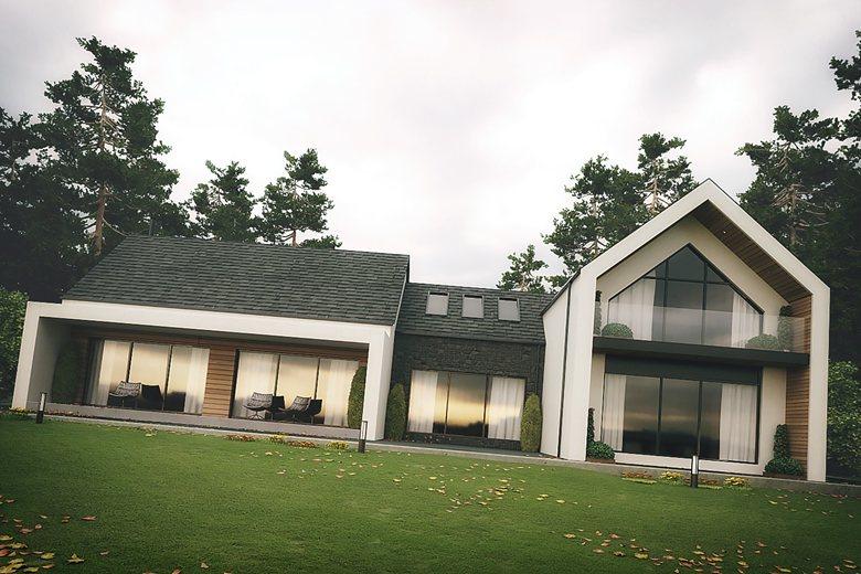 Drumintee House | Slemish Design Studio Architects
