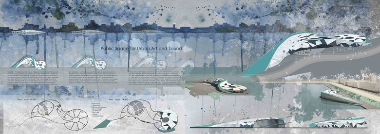 Public Space for Urban Art and Sound