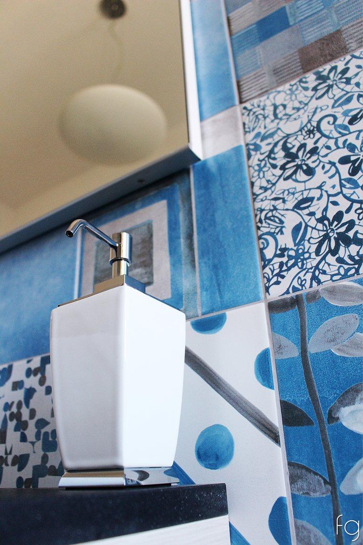 Tropea bathroom design