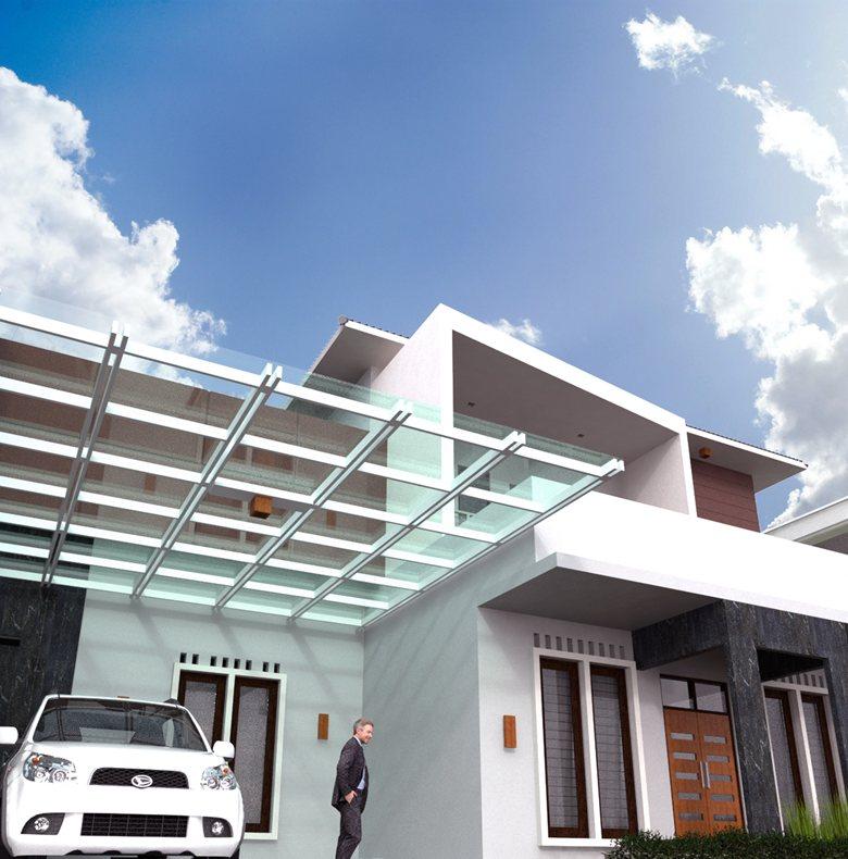 Modern House Kendari