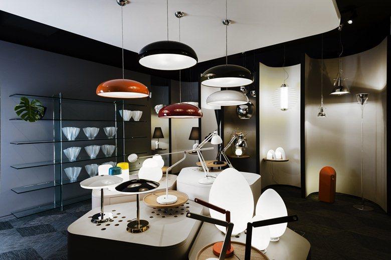 Showroom FontanaArte