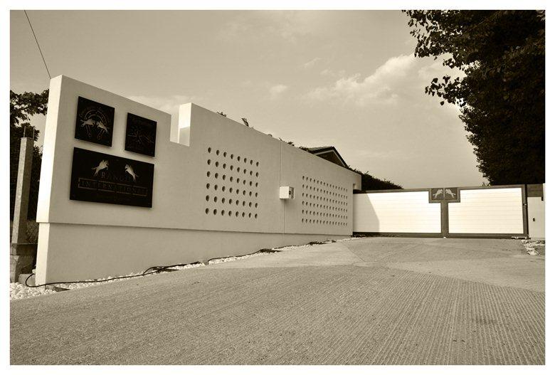 Restyling e ristrutturazione spazi esterni e interni del Maneggio