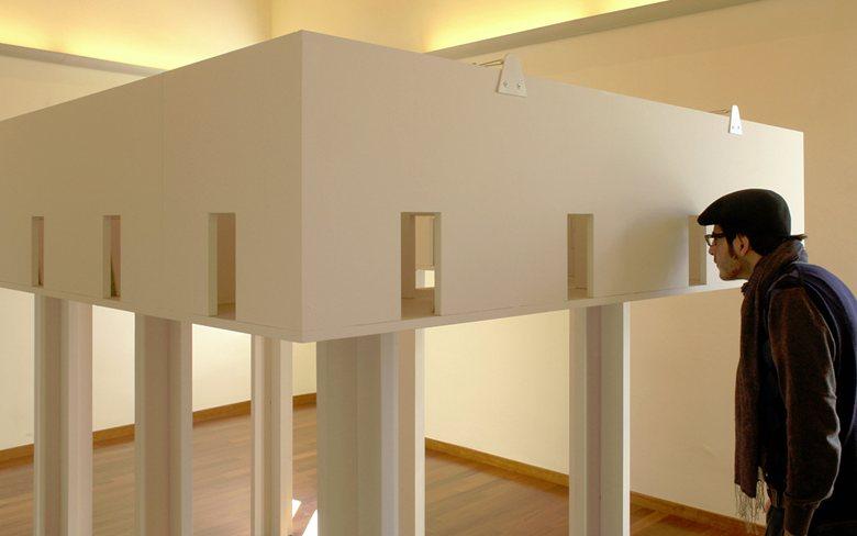 Pezo von Ellrichshausen Exhibition