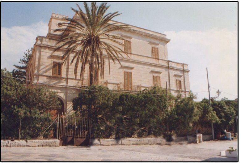 Restauro del Palazzotto Florio a Favignana (TP)