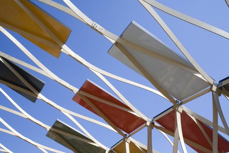I Trasformati - Parametric Solar Architecture