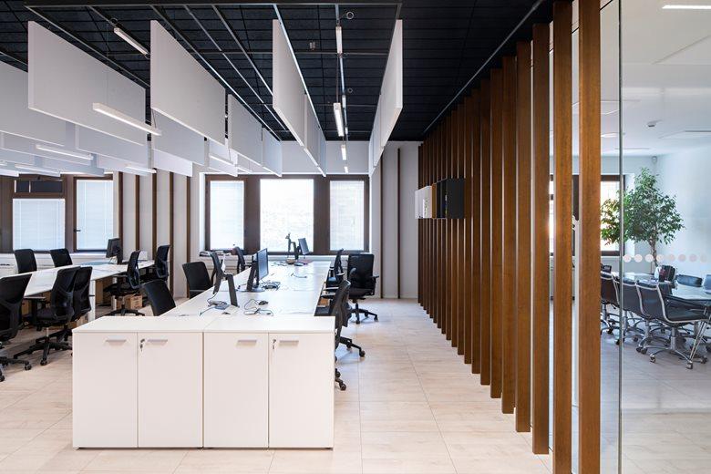 Offices HUB in Garbatella