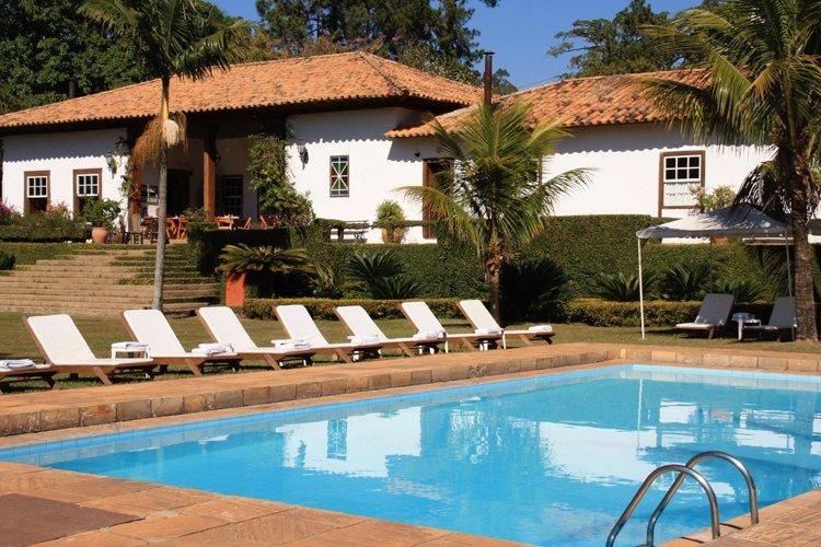 Hotel Fazenda Capoava - Retrofit