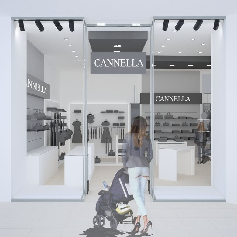 Cannella-woman's shop