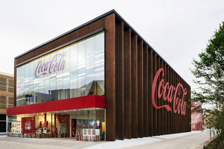 Coca-Cola Corporate Pavilion at Expo Milano 2015