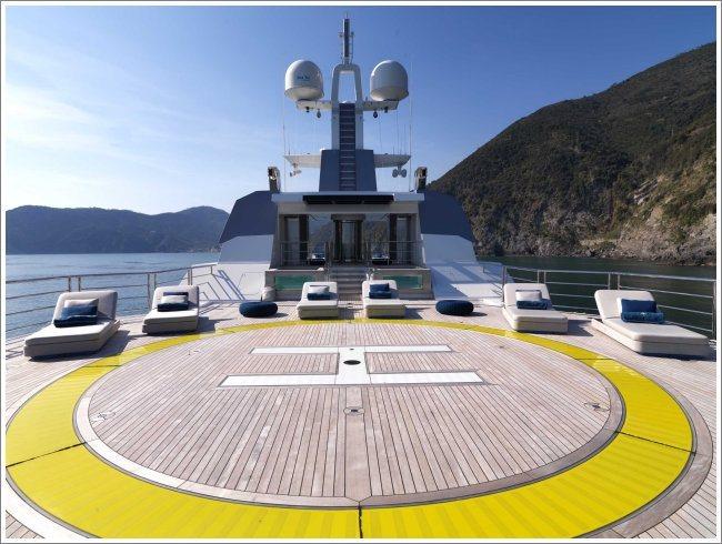 M/Y 72mt_by Viareggio Super Yacht_in collaboration with Reverberi interior design