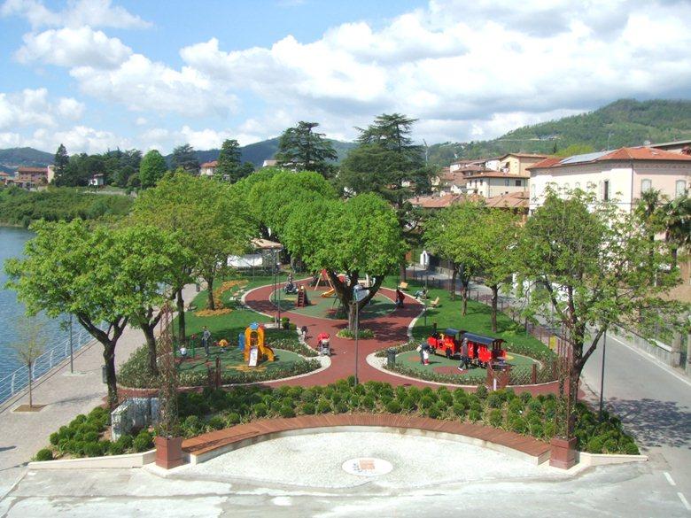 PARCO LAZZARINI - SARNICO (BG)