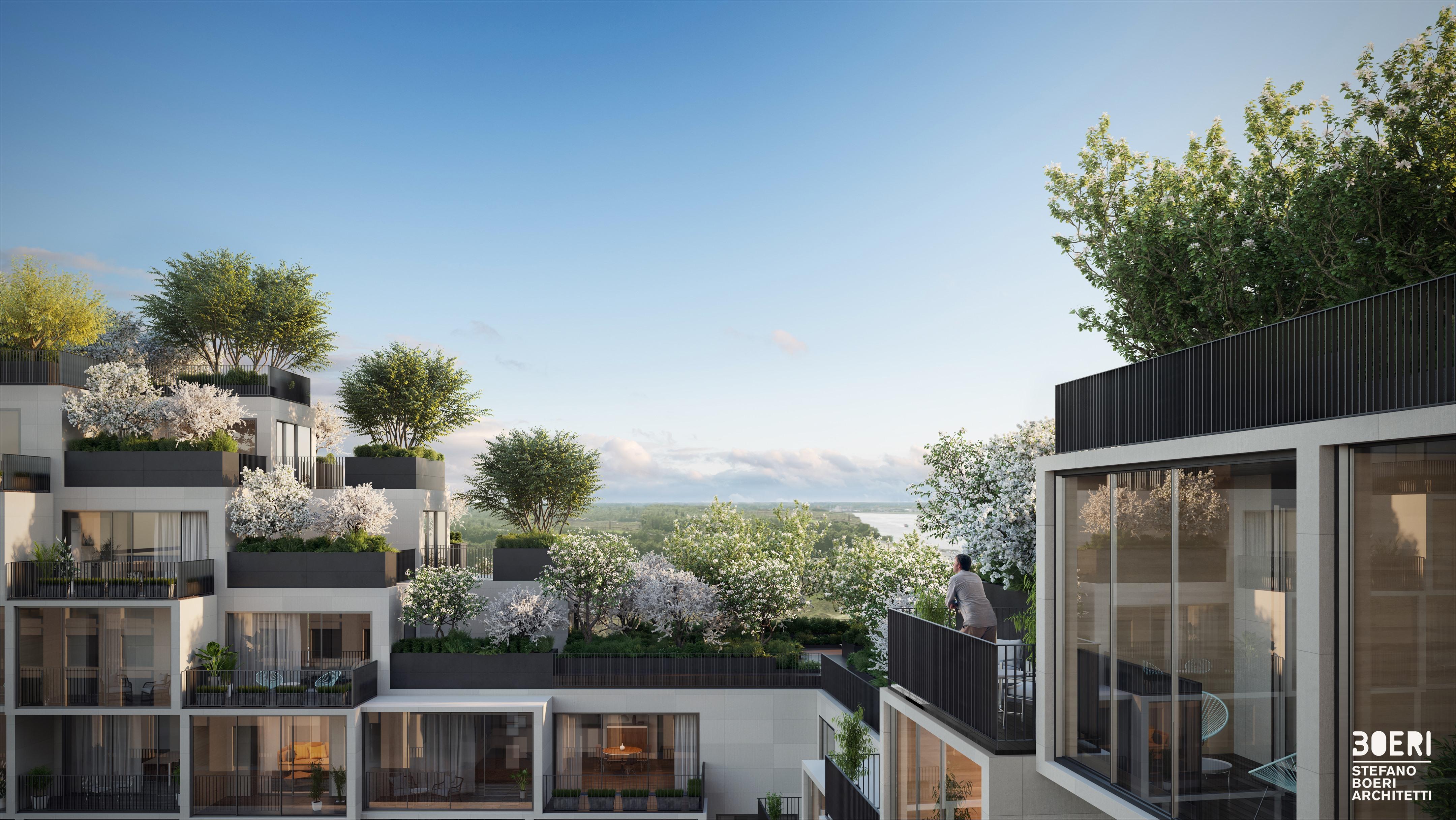 Alessandra Bianchi Architetto palazzo verde | stefano boeri architetti