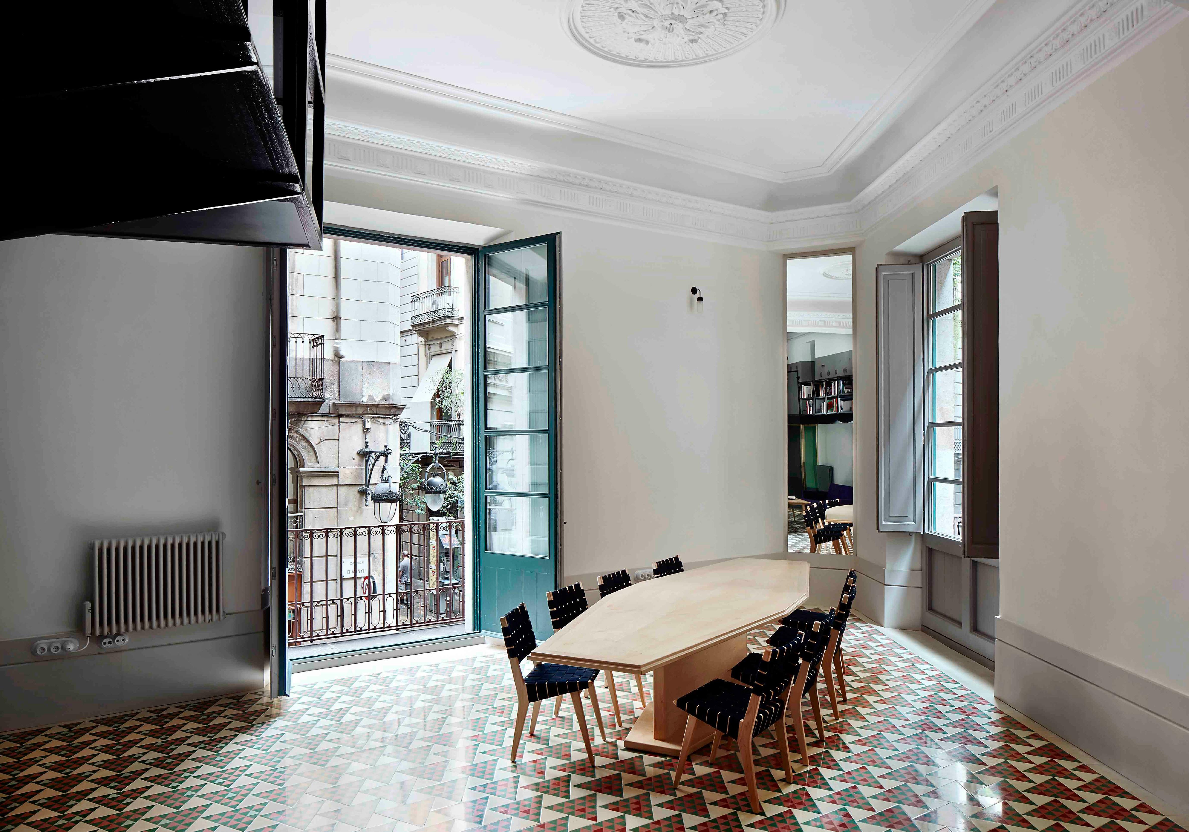 interior design firms in spain barcelona