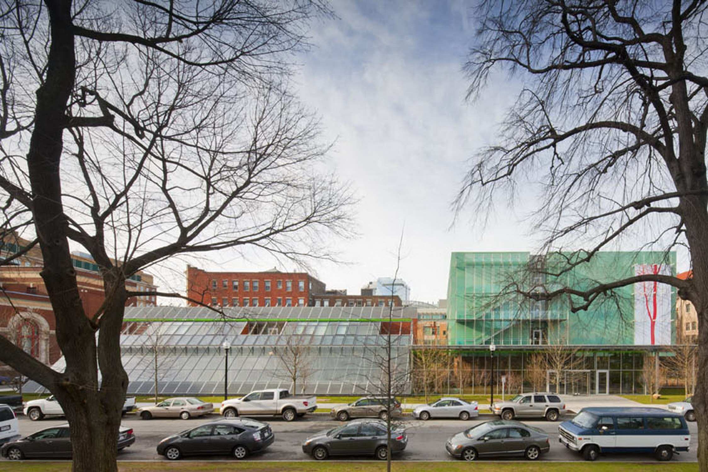 Opere Di Renzo Piano new wing of the isabella stewart gardner museum | rpbw