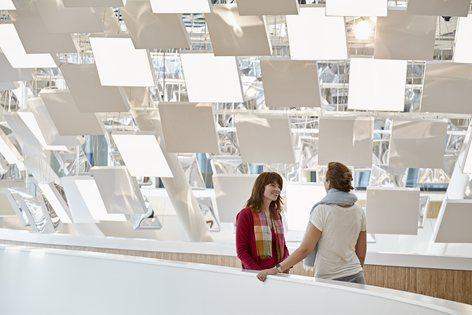 Philips Lighting Headquarters   LAVA - Laboratory for