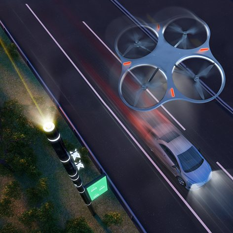 ANAS Smart road