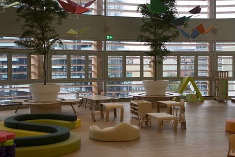 Mini Tree - Nido UniCredit Pavilion