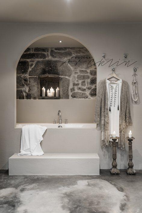GO GALICIA VILLAS - PILOTO BATHROOM