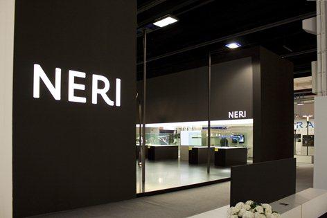 Neri Light+Building 2012