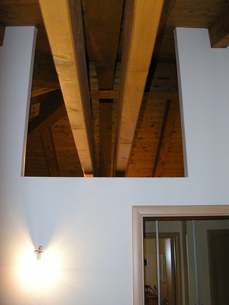 Arredo di interni appartamento in provincia di Treviso