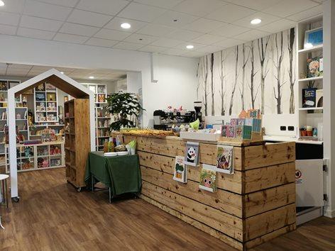 Libreria e laboratorio di teatro