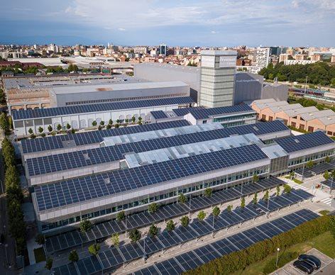 Prysmian Headquarters Milano