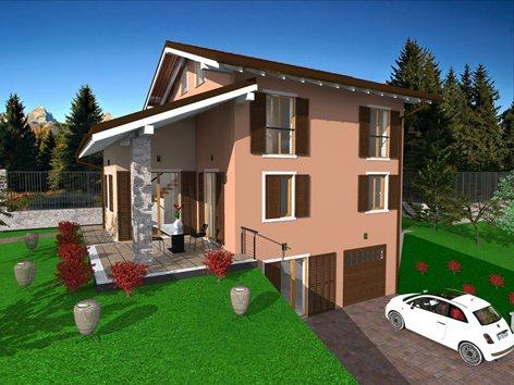 Villa Silvia - CasaClima A (nZEB)