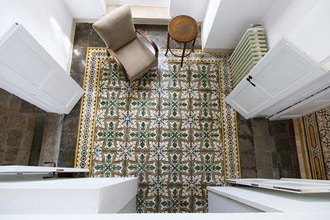 Progetto di ristrutturazione di una porzione di un palazzo storico nel centro storico di Patù