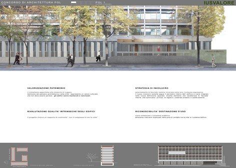 Concorso palazzo di giustizia Lugano