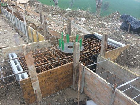 Progetto strutturale di fienile in acciaio