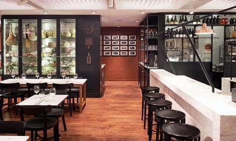 Feudi San Gregorio restaurant