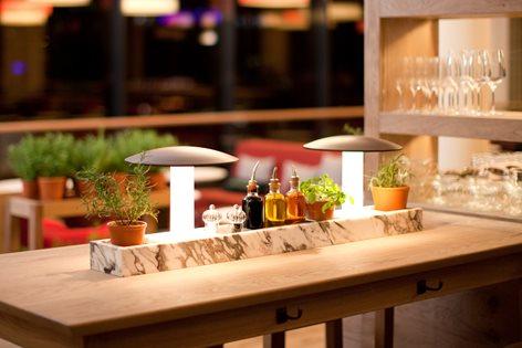 Food & Beverage retail system, Vapiano