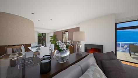 Diseo De Salon Comedor.Open Concept Kitchen Living Room Design Diseno De Salon
