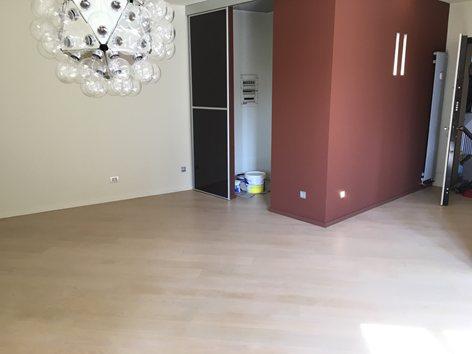 Re-color pavimento in legno di Rovere con Kerakoll Design House Legno Nat