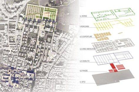 """Riqualificazione de """"Il Giardino delle Delizie"""": parco attrezzato a Francavilla Fontana"""